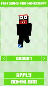 Fun Skins para Minecraft 1