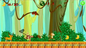 Jungle Monkey Run 1