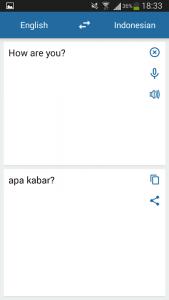 Traductor Indonesian English 1