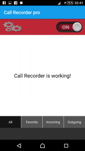 Automatic Call Recorder 2020 1