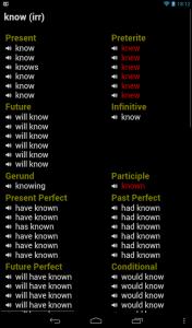 English Verbs 1