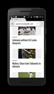 Ultrasurf Plus navegador web 1