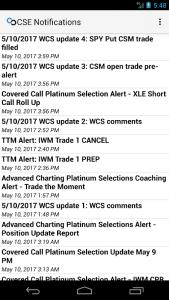 CSE Subscriber Notifications 1