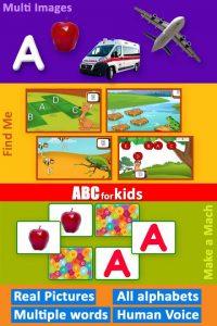 ABC para niños 1