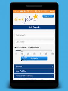 Jobs In Europe 1