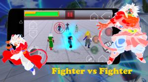 Super Saiyan Goku Fighter 1