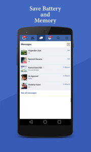 Super Lite Messenger para Facebook 1