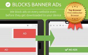 Free Adblocker Browser 1