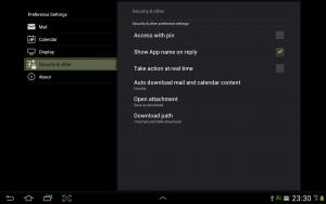 Mobile Access para Outlook OWA 1