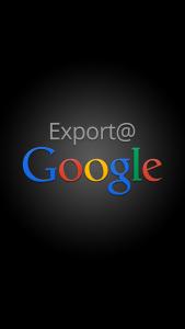 Export@Google 1