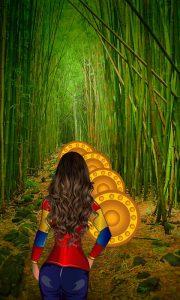 Subway Princess Jungle Run 1