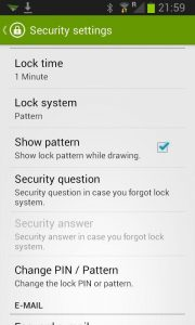 Lock WhatsApp Free 1