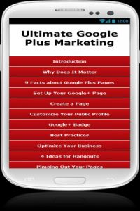 Ultimate Google Plus Marketing 1