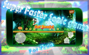Super Shadow Sonic Run 1