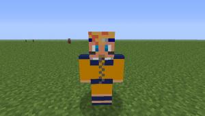Mod Naruto para Minecraft PE 1
