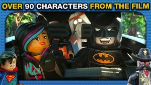 The LEGO ® Movie Video Game 1