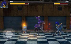 Street Night Battle Animatronic Fighter 1