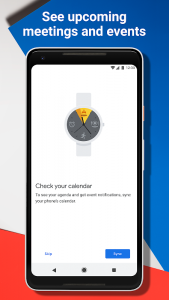 Wear OS por Google Smartwatch 1