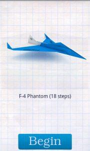 Cómo hacer aviones de papel 1