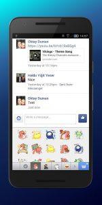 MiniFace para Facebook 1