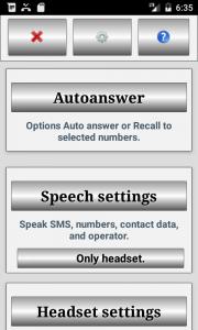 Headset Answer Pro 1