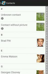 Full Screen Caller ID PRO 1