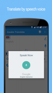 Translate All Languages by Google, Yandex, Glosbe 1
