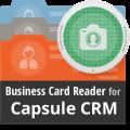Business Card Reader para Capsule CRM