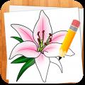 Como dibujar Flowers