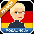 Learn German con MosaLingua