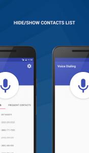 Voice Dialer Call 1