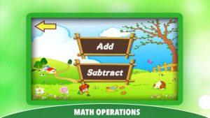 Preschool Math Games para Kids 1