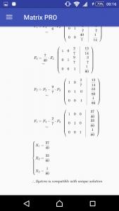 Matrix PRO 1