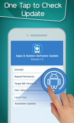 Apps & System Software Update 1