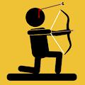 Archer vs Archer Fight