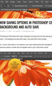 Photoshop CS6 Tutorials 1