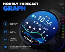 ByssWeather para Android Wear 1
