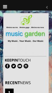 MUSIC GARDEN 1