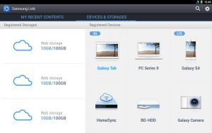 Samsung Link 1