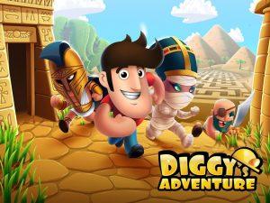 Diggy's Adventure 1