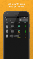 Cell Signal Monitor – mobile networks monitoring 1