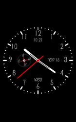 Clock Live Wallpaper 1