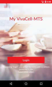 My VivaCell-MTS 1