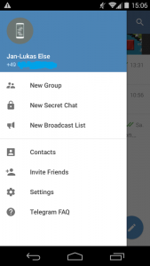 Connect Messenger 1
