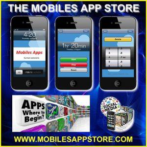 Mobiles App Store Trial £1 1