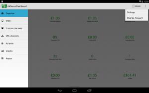 AdSense Dashboard 1