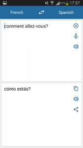French Spanish Translator 1