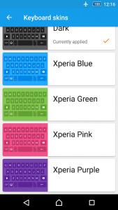 Xperia Keyboard 1
