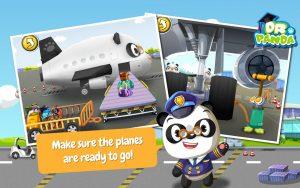 Dr. Panda's Airport 1