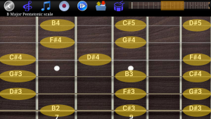 Guitar Scales & Chords Pro 1